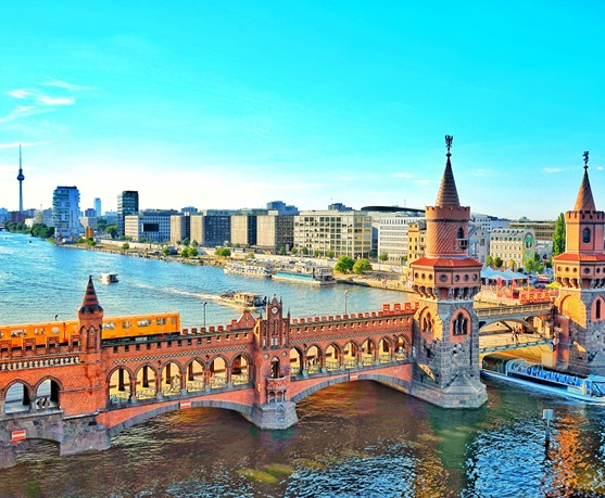 Europa Preciosa (Berlín - Madrid)