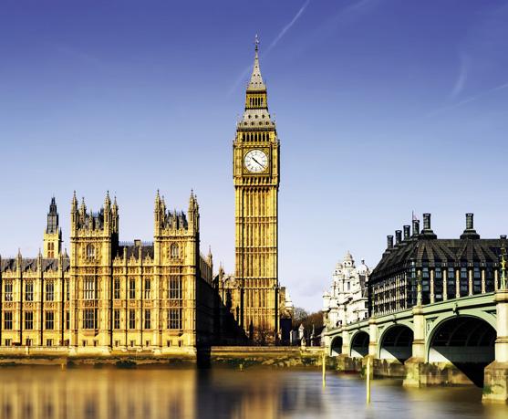 Magia Europea (Londres-Madrid)