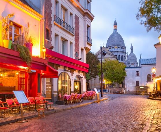 Capitales Europeas (Londres - París)